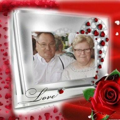 BON ANNIVERSAIRE MA CHERIE 52 ANS DE MARIAGE QUE DE BONHEUR