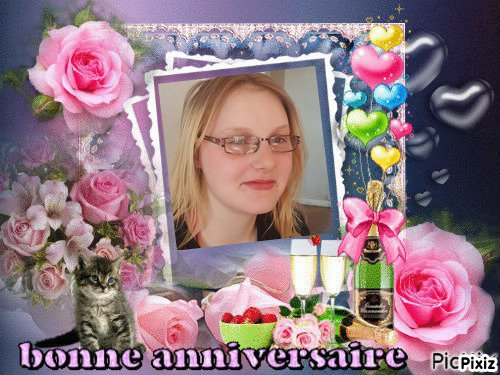 MERCI MON AMIE BLANCHE 628 ET PETITE MAMIE