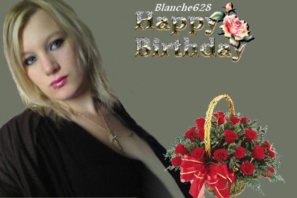 MERCI MON AMIE SYLVIE 166 ET BLANCHE 628 ET COCOO