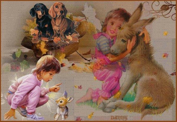 MERCI MON AMIE STARS DIVERS ET DANNY ET ERINELYA ET CHRISTINEDITCRICRI ET MANON ET COEUR 445