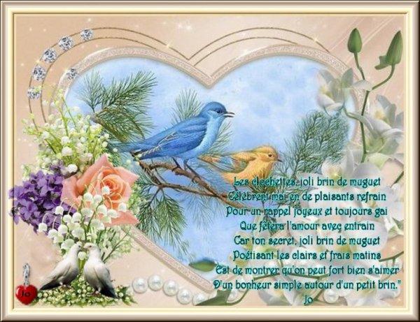 MERCI MON AMIE JO CREATIONS17 ET MANON ET COEUR 445 ETCAPUCINE 55500 ET JO CREATIONS 17