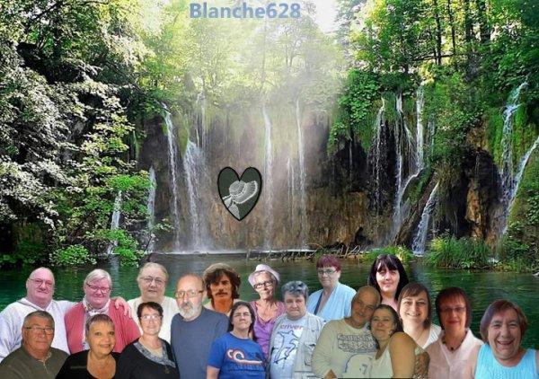 MERCI MON AMIE BLANCHE 628 ET AUDELINE 01 ET MANON ET NATH