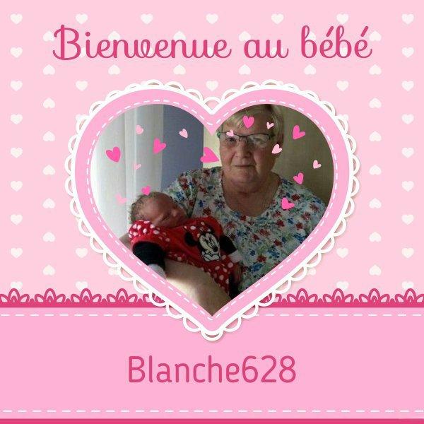 MERCI MON AMIE BLANCHE 628 ET AUDELINE 01