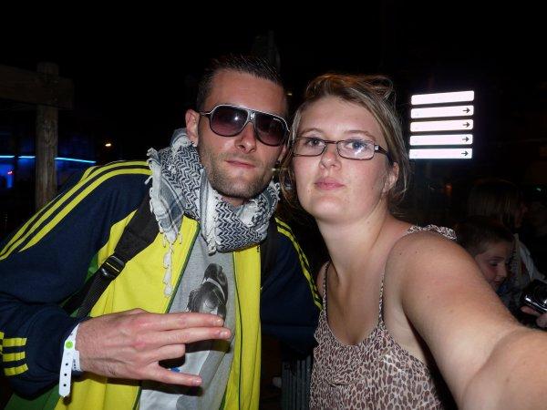 Rencontre DJ Sims (DJ de Gary Fico)