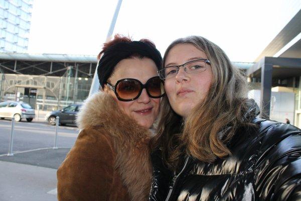 Rencontre avec Delphine Grandsart