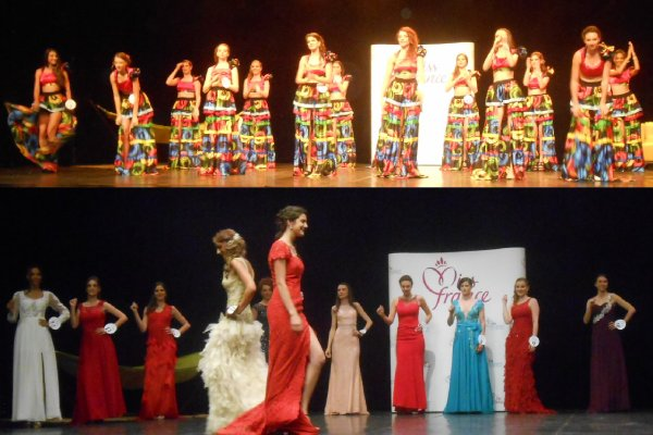 Election Miss Saône et loire 2017