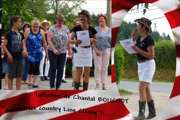 cOUNTRY LINE CLESSY 2018