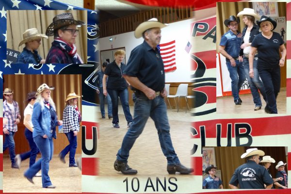 LES 10 ANS DE COUNTRY SAINT LEGER LES PARAY