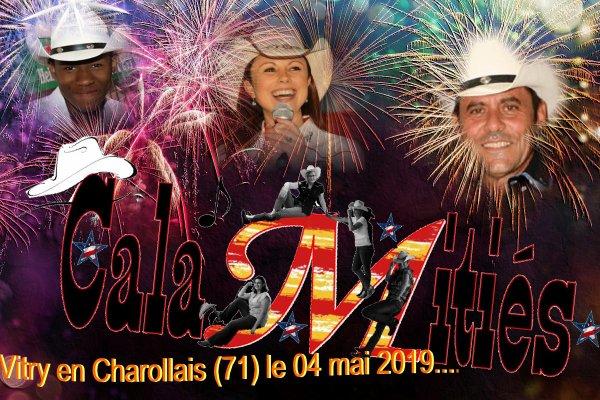 on se prépare à vous recevoir le 4 mai 2019 à Vitry en Charollais 71