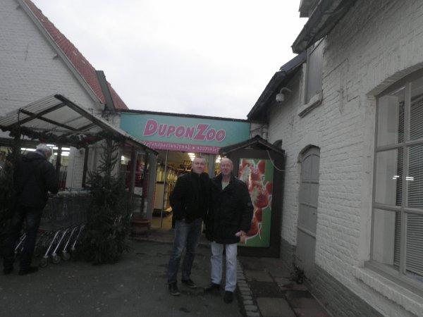 Ballade a Roeselare ( Belgique )
