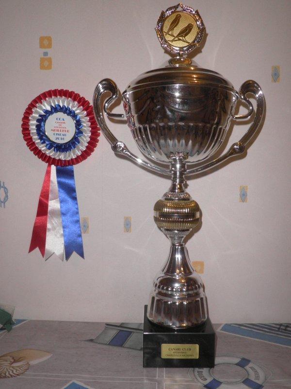 Mes résultats du concours de Charleville