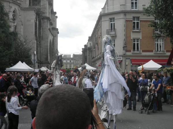 Fêtes Johanniques a Reims