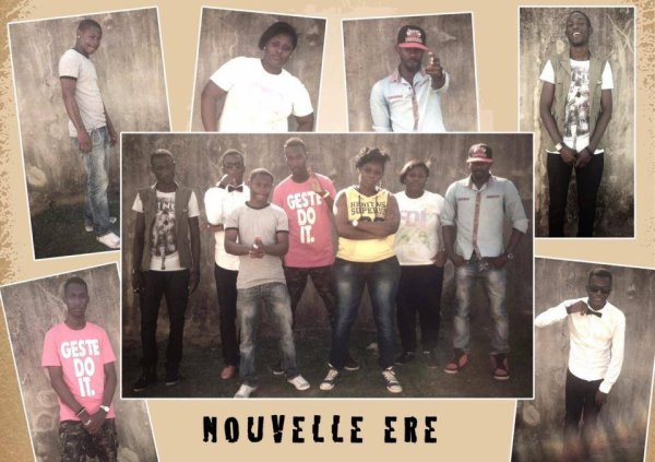 NOUVELLE ERE by TINA
