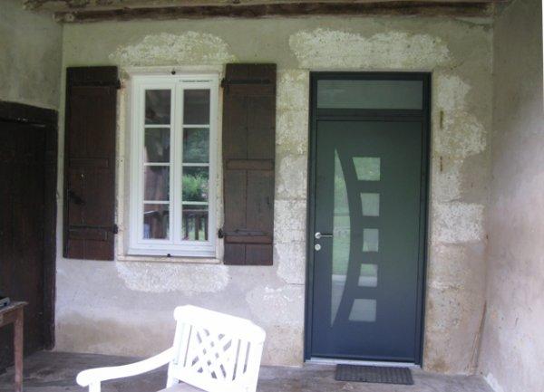Les portes du moulin