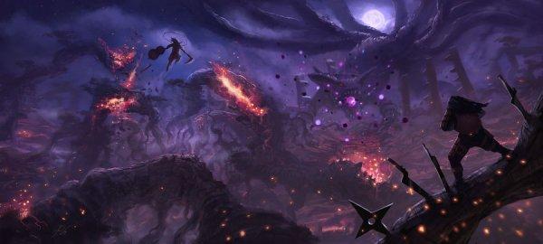 La clé de l'Enfer - Prologue