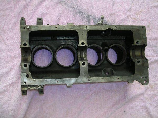 Démontage moteur troisième partie