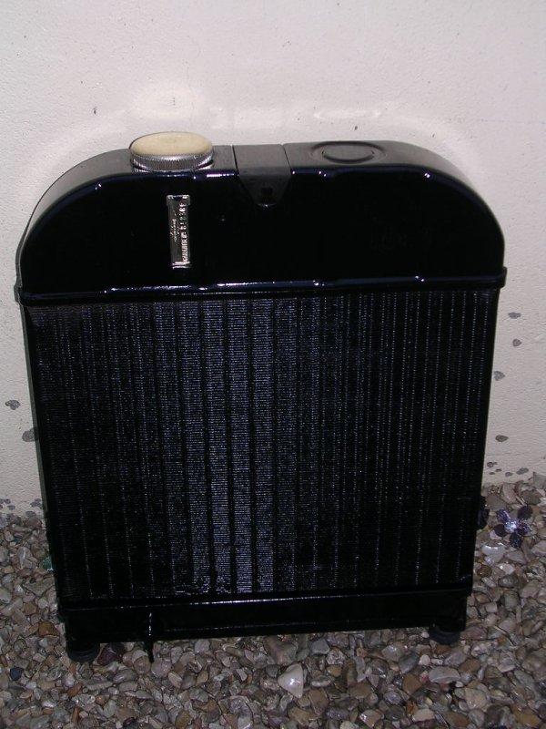 Radiateur et chauffage