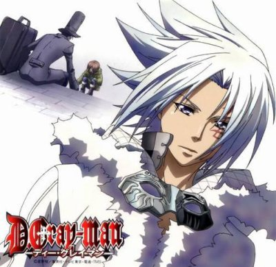 D.Gray Man