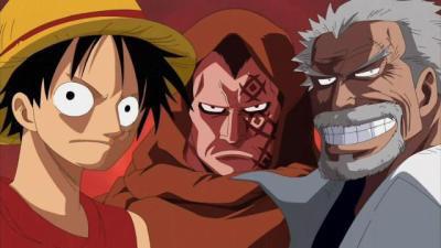 La Famille de Luffy