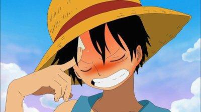 Luffy réfléchit