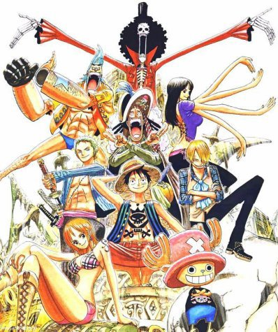 One Piece divers 2