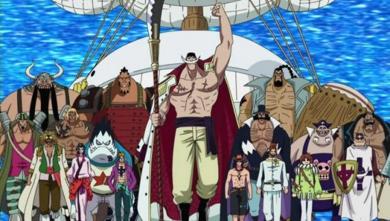 One Piece divers 5