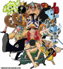 One Piece divers 7
