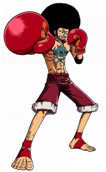Luffy (suite)