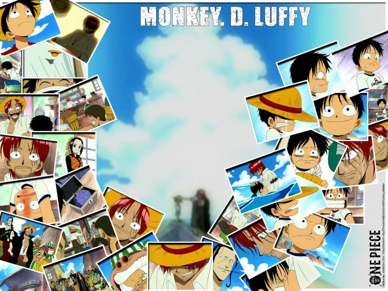 One Piece divers 8