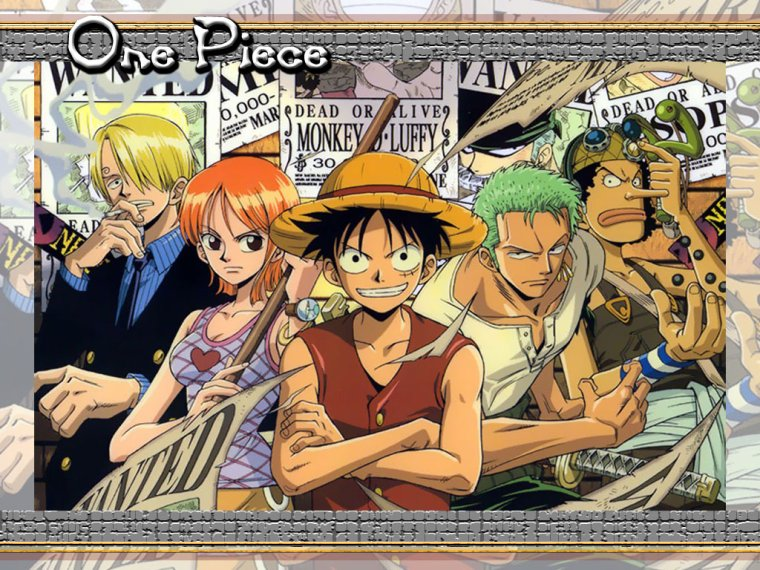 One Piece divers 9