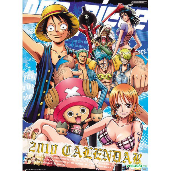 One Piece divers 10