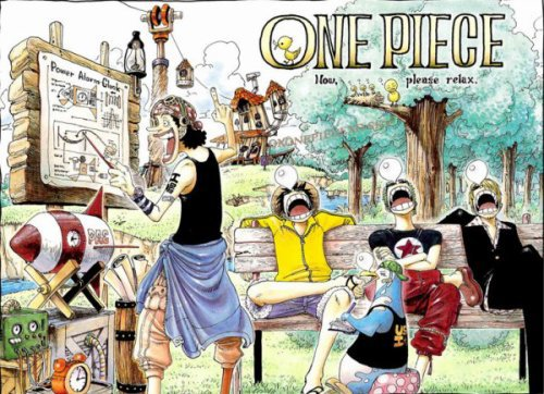 One Piece divers 12