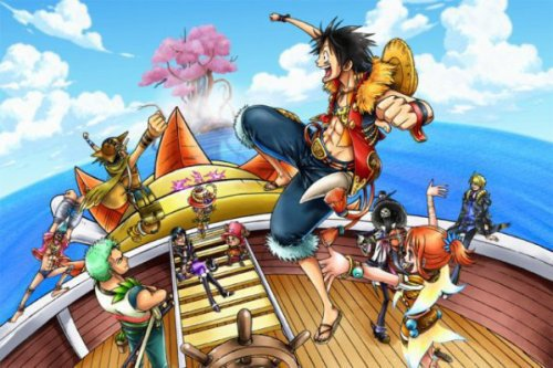 One Piece divers 13