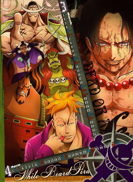 One Piece divers 14