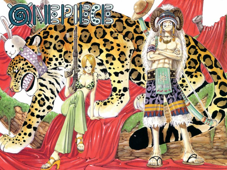 One Piece divers 15