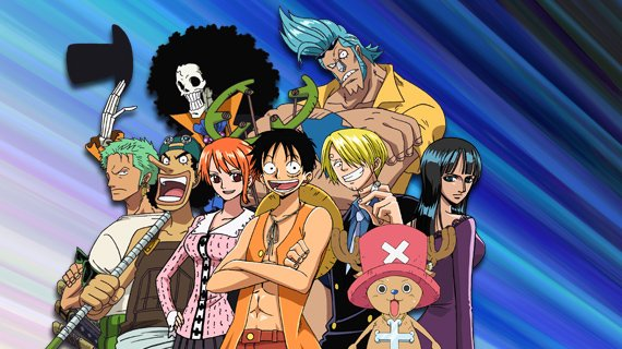 One Piece divers 18