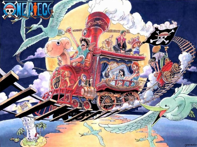 One Piece divers 19