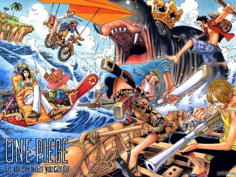 One Piece divers 20