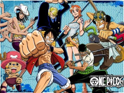One Piece divers 27