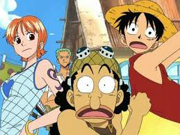 One Piece divers 31