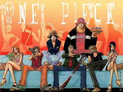 One Piece divers 33