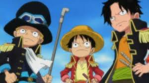 One Piece divers 44