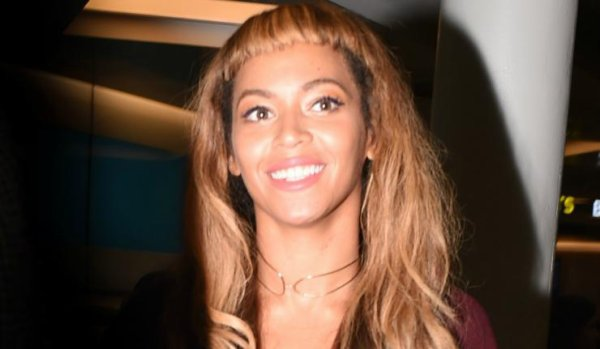 Nouvelle coupe de Beyonce...