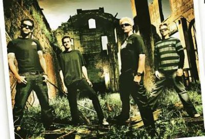 The offspring!!!!!!! yeahhhh!!!!!!