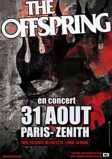 The Offspring Live @ Paris !!!