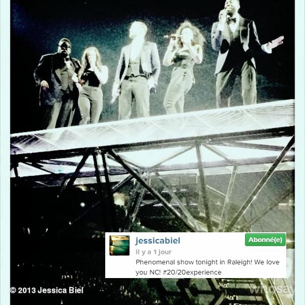 Le même jour : Jessica a été aperçue dans les rues de New York