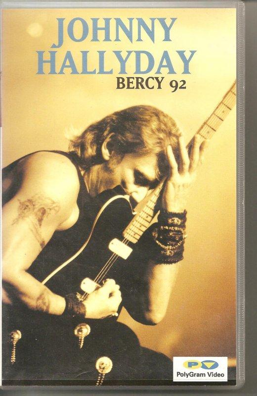 v.h.s bercy 1992