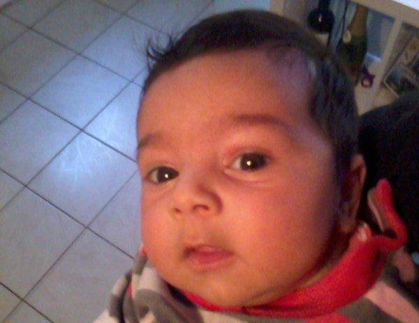 mon bébé a 2 mois