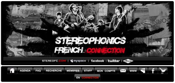 """""""Les Stereophonics Autrement"""". SFC"""