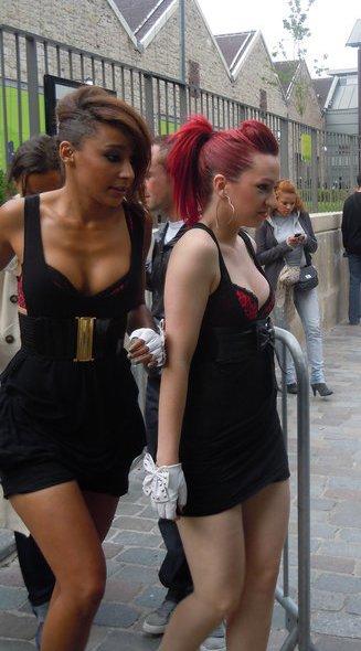 Gaelle et Nathalie ; Les Plus Belles Danseuses .. Mes Modèles.Point.